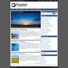 frontier theme ronangelo
