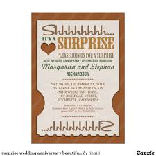Marriage Anniversary Invitation Card Surprise Anniversary Party Invitations Thebridgesummit Co