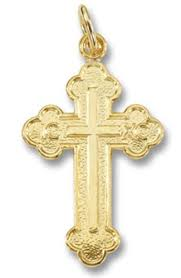 orthodox crosses sterling silver 24kt gold plated orthodox cross at holy