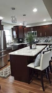 kitchen surprising kitchen countertops quartz with dark cabinets