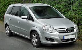 opel minivan file opel zafira b facelift front 20090923 jpg wikimedia commons