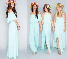 flowy bridesmaid dresses boho bridesmaid dresses maxi dresses bohemian and boho
