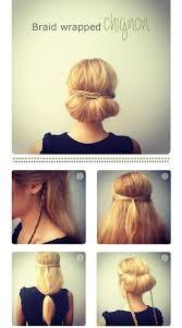 hairstyles for teachers cute updos for long hair glam radar