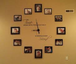 my wall clock is finished wall clock kit from hobby lobby