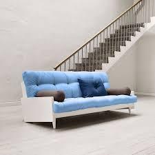 White Sofa Bed Best 25 White Futon Ideas On Pinterest Bunk Bed With Futon