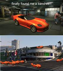 rare cars in gta 5 do you think with next gen gta v we won u0027t see this anymore