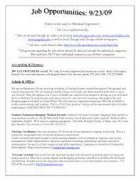 Entry Level Cna Resume Sle resumes cna resume sle sles templates template nursing pdftant