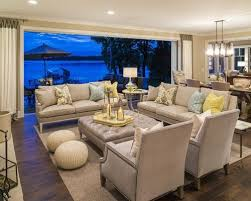 living room pouf houzz