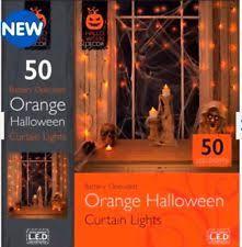 orange fairy lights ebay