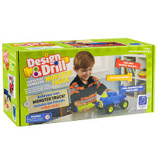 monster trucks trucks for children design u0026 drill power play vehicles monster truck