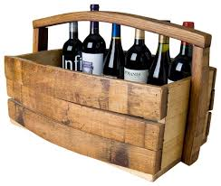 wine baskets wine stave basket wine racks by alpine wine design