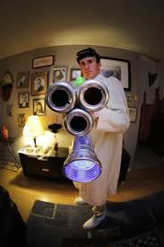 Halloween Mad Scientist Costume Dr Horrible Costume Diy Death Ray Gun