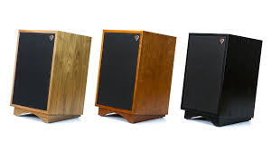 Attractive Computer Speakers Heresy Iii Floorstanding Speakers Klipsch