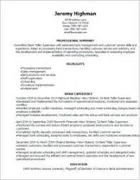 Resume Example For Bank Teller by Home Design Ideas Resume Lead Teller Bank Best Resume Sample For