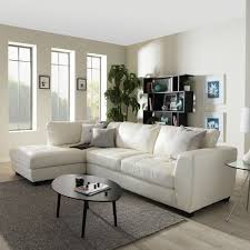 Modern Leather Sectional Sofa Best 25 Leather Sectionals Ideas On Pinterest Leather Sectional