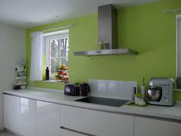 cuisine verte pomme cuisine vert pomme et blanche verte newsindoco basique