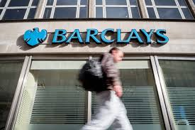 barclays at the back of the class in u k stress tests wsj