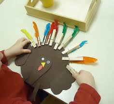 montessori inspired thanksgiving activities