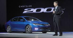 chrysler car 200 fiat chrysler haunted bet business insider