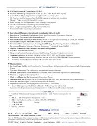 Resume For Hr Manager Position Resume Hr Manager Consultant Mba 18 Years