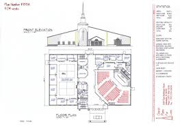 Church Fellowship Hall Floor Plans True Tabernacle Christian Center About Us