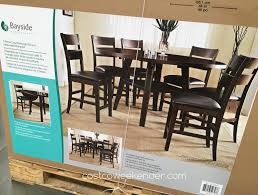 Dining Room Sets Costco Furniture Costco Dining Table And Bayside Furnishings Costco