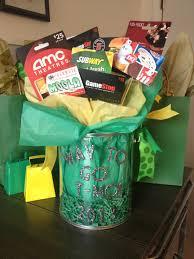 cool high school graduation gifts graduation gift card bouquet for an 8th grade graduate all local