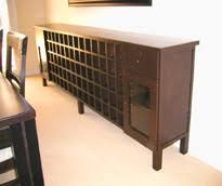 Walnut Wine Cabinet Wood Crafters