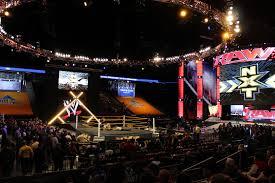 Prudential Center Floor Plan Wwe U0027s Wrestlemania Weekend Rolls On With Fan Axxess Localbozo