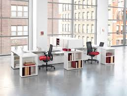 Hon Office Desk Captivating These Hon Office Chairs Add A Pop Of Colour To A