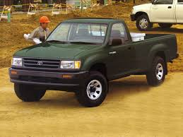 toyota t100 truck 1993 toyota t 100 consumer reviews cars com