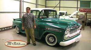 Old Ford Truck Colors - 1959 apache truck 283 v8 old shop vibe with killer patina