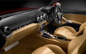F12 Berlinetta Interior Rent A Ferrari F12 Berlinetta 360 Luxury Services