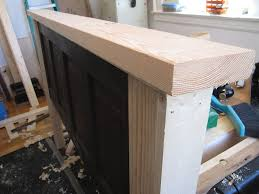 Headboard From Old Door by Perfect Building A Headboard From An Old Door 68 For Your Lights
