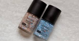 new seventeen u0027colour clash u0027 nail effect topcoat london beauty