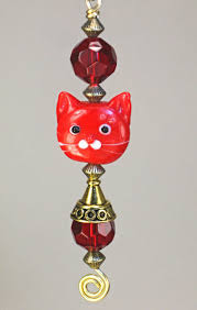 cat ceiling fan pulls red cat fan pull cat fan pull