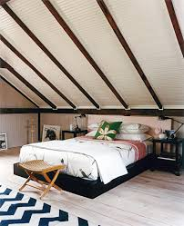 lowes swing sets in bedroom rustic with low ceiling attic next to