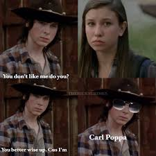 Carl Walking Dead Meme - the walking dead funny meme the walking dead pinterest meme