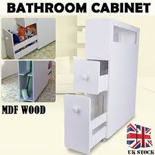 Thin Bathroom Cabinet by Best 25 Slimline Bathroom Storage Ideas On Pinterest White