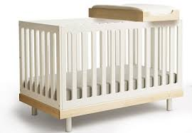 Baby Crib With Changing Table Furniture Fashionthe Oeuf Baby Crib And Changing Table