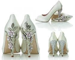 Wedding Shoes London London Bridal Shopping Guide