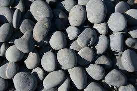 Grey Landscape Rock by Mexican Beach Rock Landscaping Rocks Georgia Landscape Supply