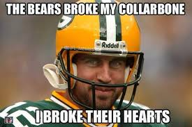 Bears Packers Meme - nfl memes on twitter packers win the nfc north in aaron rodgers