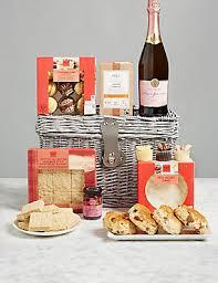 What To Put In A Wine Basket Food Cheese U0026 Chocolate Hampers U0026 Gifts M U0026s