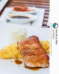 de la cuisine casa de la flora khao lak ท ส ดแห งการพ กผ อน