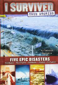 amazon com five epic disasters i survived true stories 1