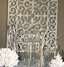 Faux Wrought Iron Wall Decor Diy Vintage