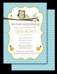 owl themed baby shower owl themed ba shower invites sarahwolfrum owl themed baby shower