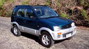 daihatsu terios 1999 daihatsu terios 1 reserve cash4cars cash4cars sold