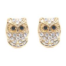 gold stud earrings gifts for 1 to 24 99 ktcollection
